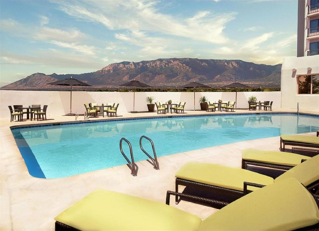 Sheraton Albuquerque Airport Hotel Reserve Now Gallery Image Of This Property