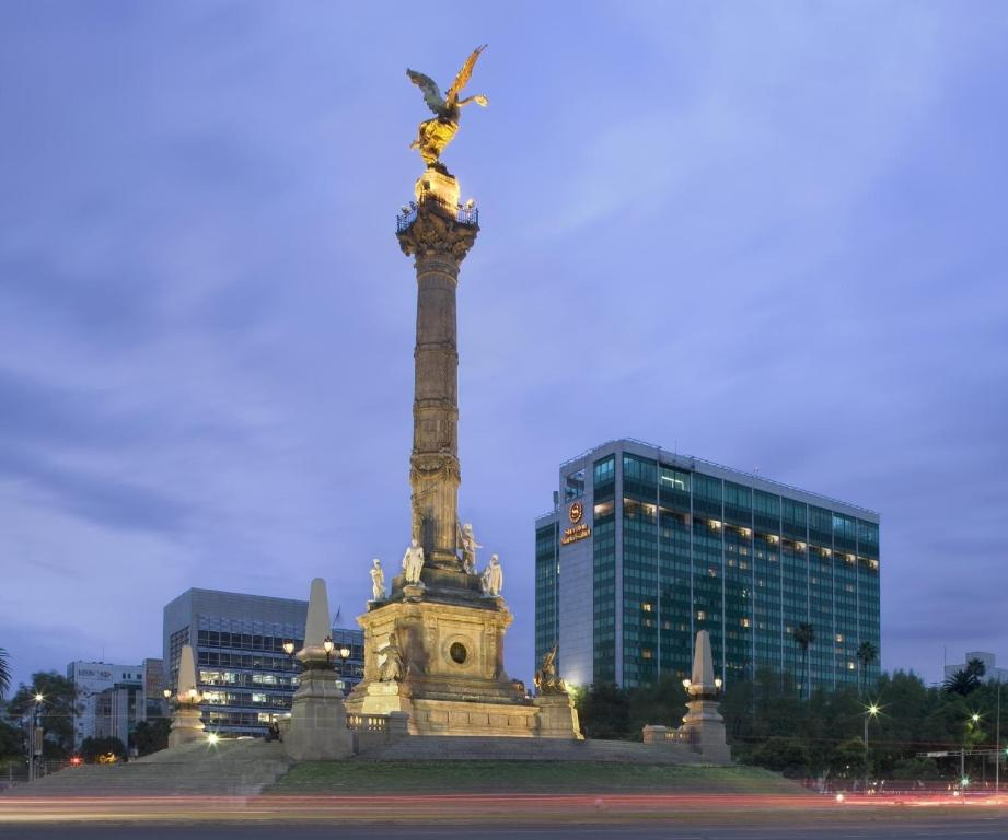 Otra Picture Of Sheraton Mexico City Maria Isabel Hotel