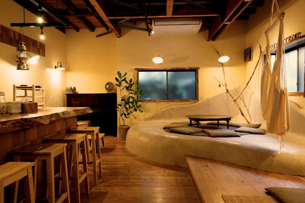 Onsen Guesthouse Hakone Tent Hakone Japan Booking Com