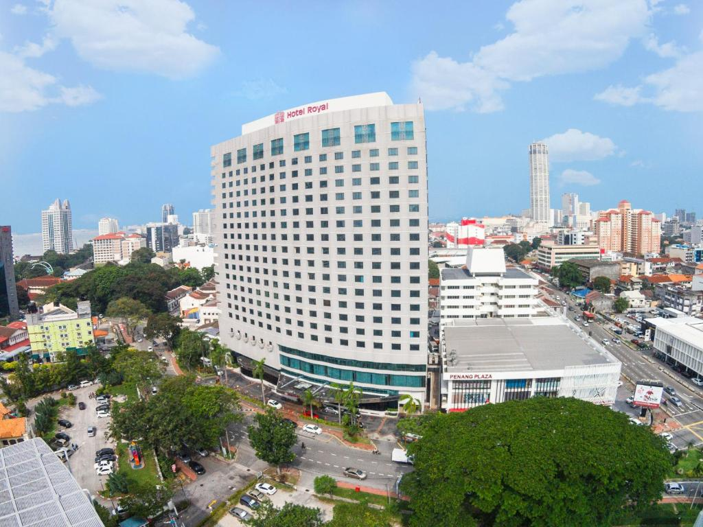 Hotel royal penang george town malaysia for Hotel royal