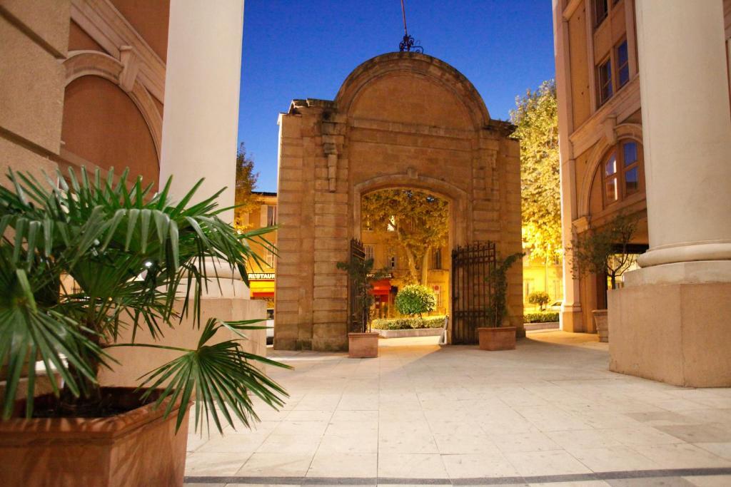 Apparthotel Odalys Atrium, Aix-en-Provence, France - Booking.com