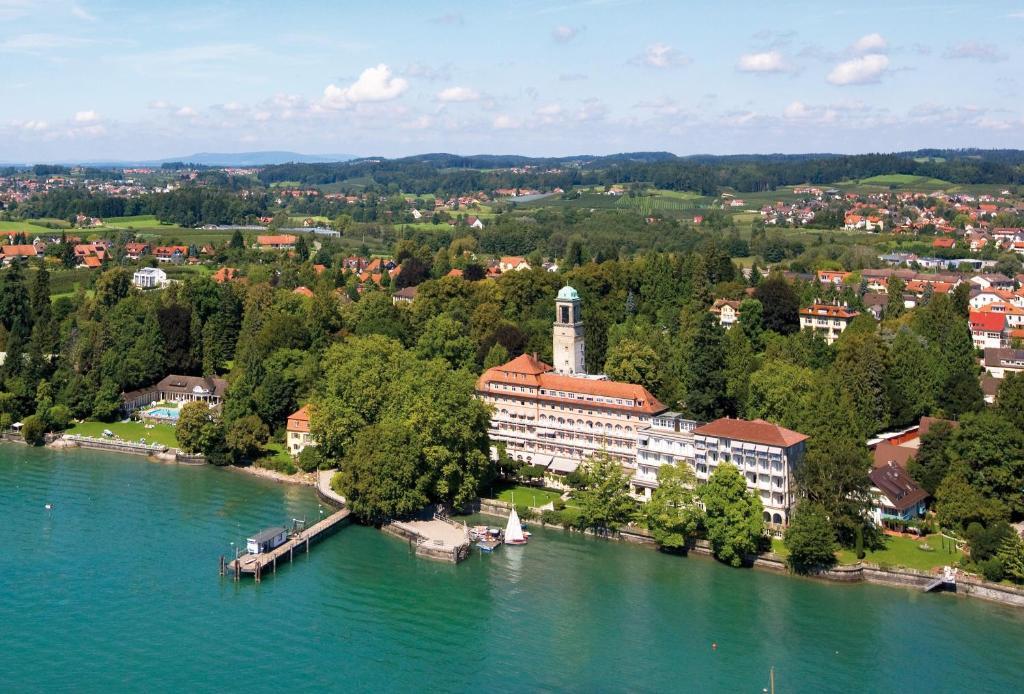 Hotel bad schachen deutschland lindau for Designhotel lindau