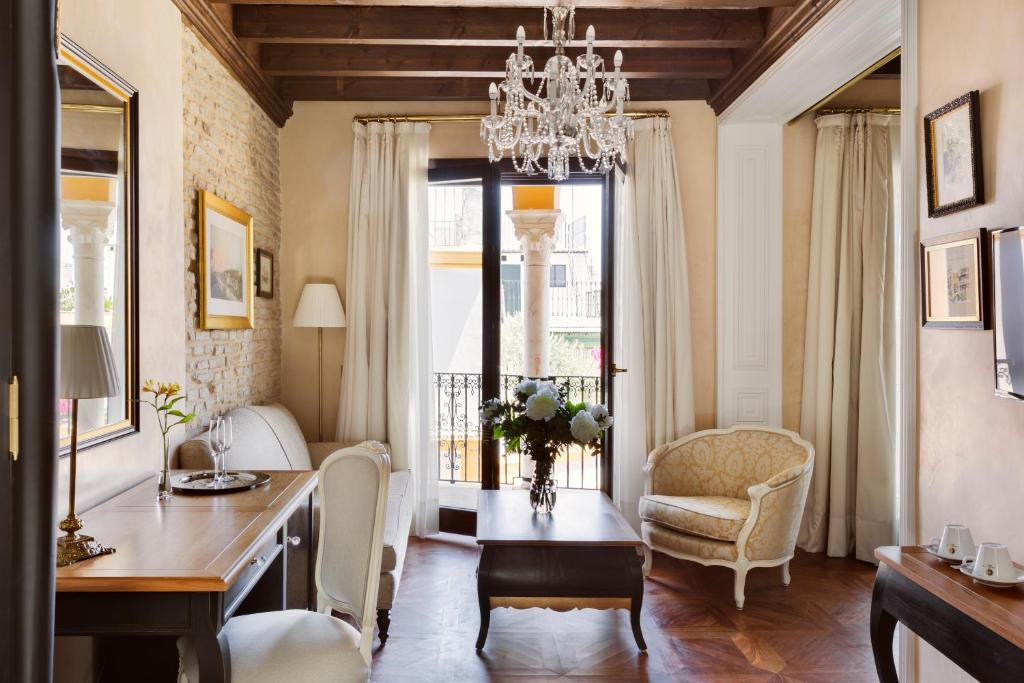 boutique hotels sevilla provinz  121