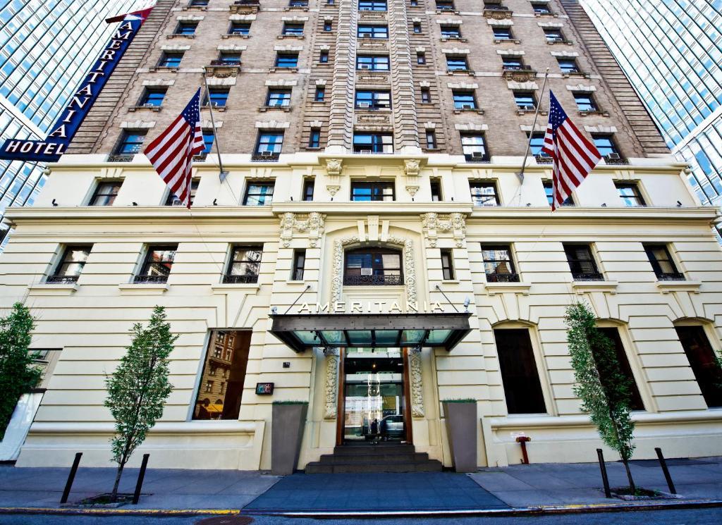 ameritania hotel new york city ny. Black Bedroom Furniture Sets. Home Design Ideas