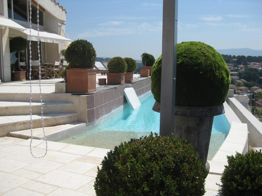 La Villa Blanche Marseille #1: Gallery Image Of This Property