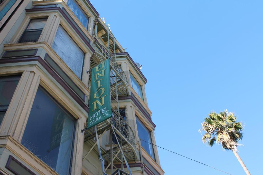 Union Hotel Usa San Francisco Booking Com