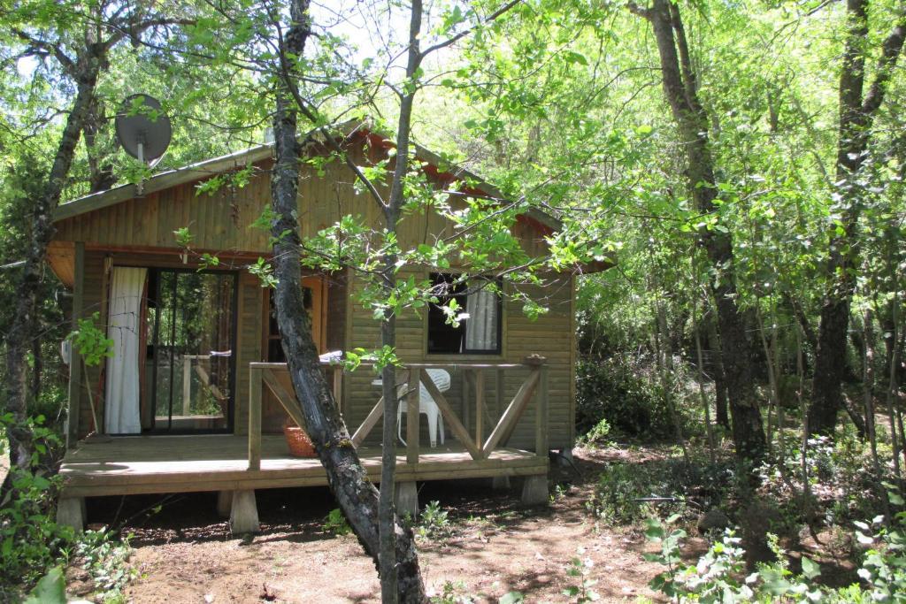 Caba a el bosque las trancas precios actualizados 2018 - Alojamientos en el bosque ...