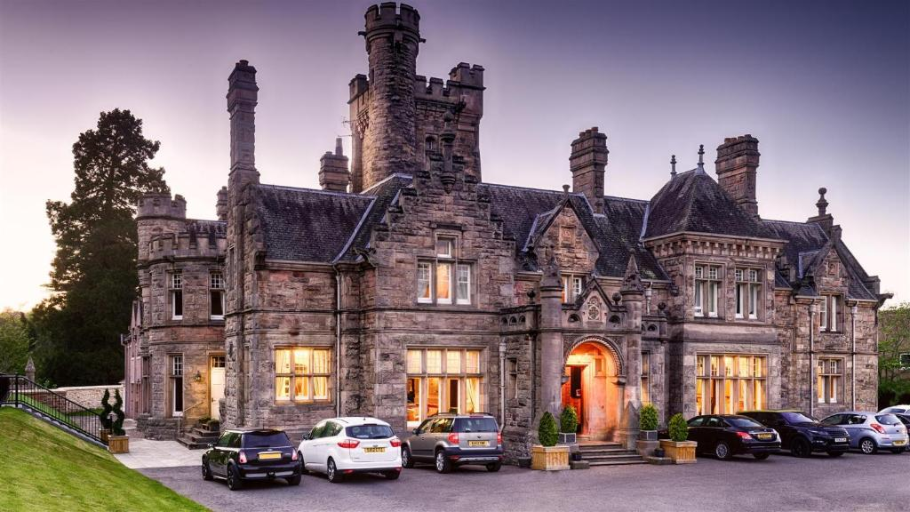 Mansion House Hotel Elgin Uk Booking Com