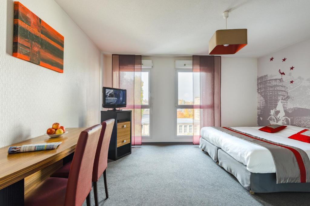 reservation hôtel strasbourg