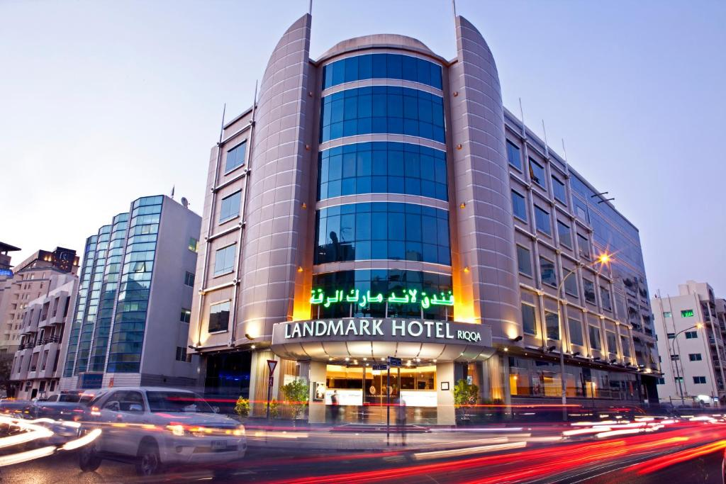 Landmark riqqa hotel dubai uae for Dubai hotel deals