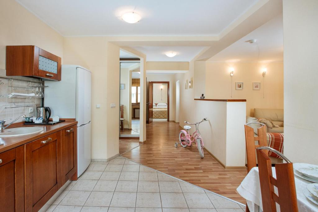 Spa Hotel Mistral- Apartments