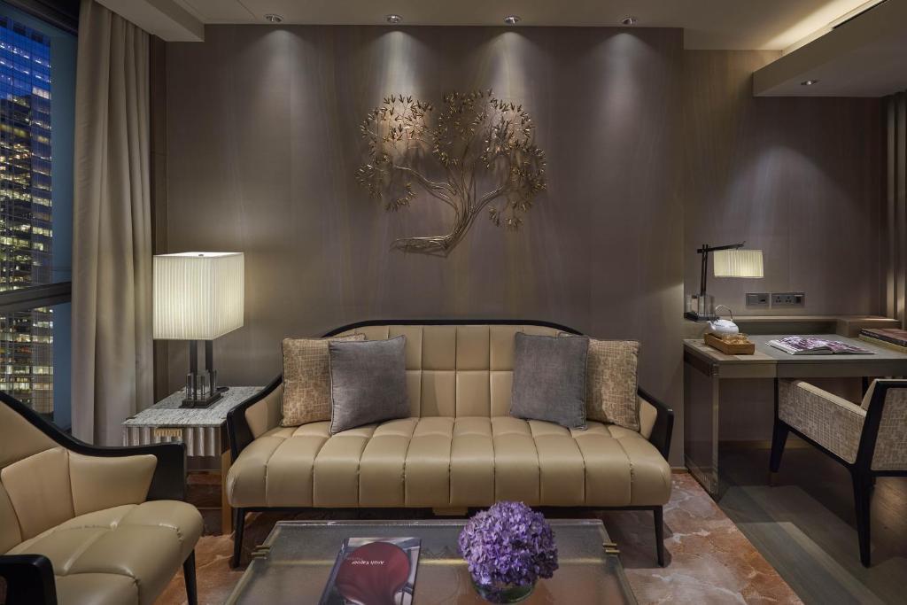 Hotel The Landmark Mandarin Oriental Hong Kong