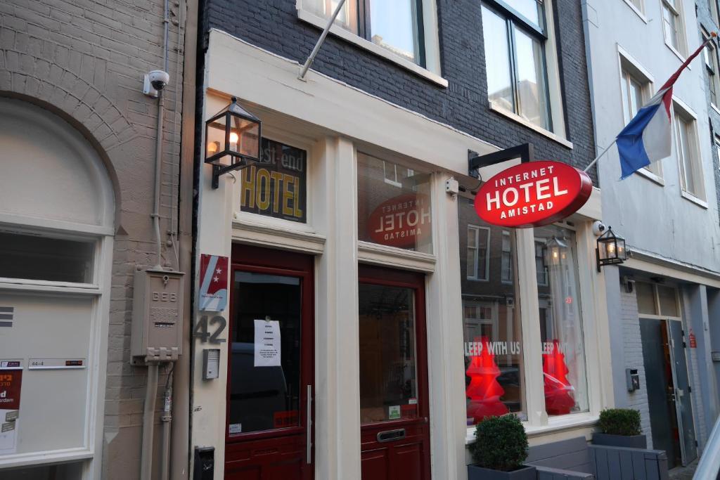 Gay Hotel In Amsterdam -