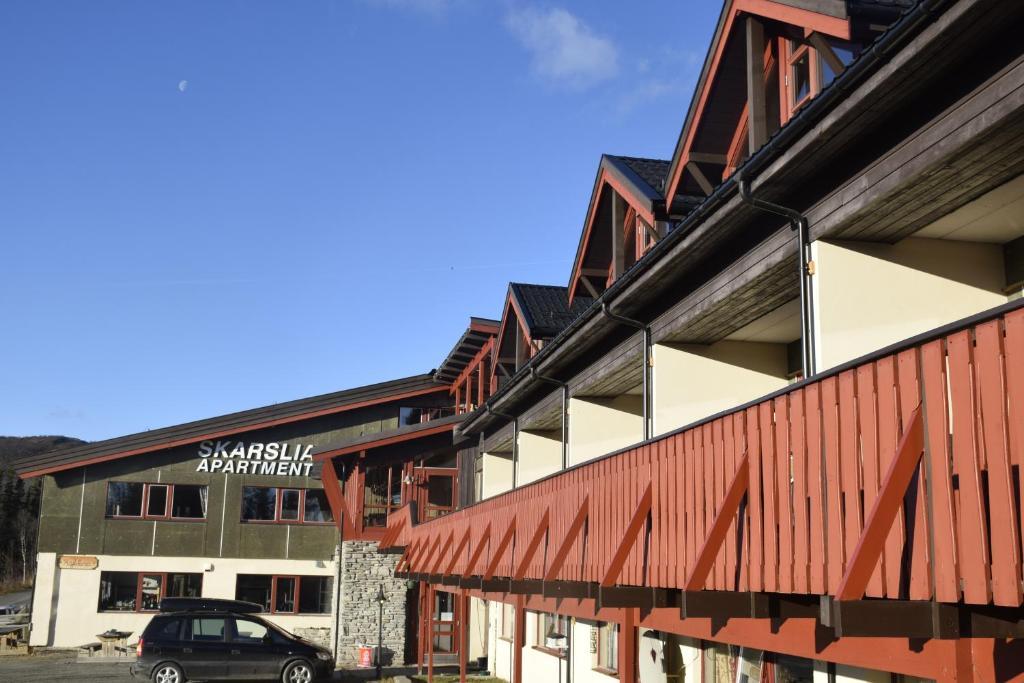 Apartments In Liagarda Buskerud