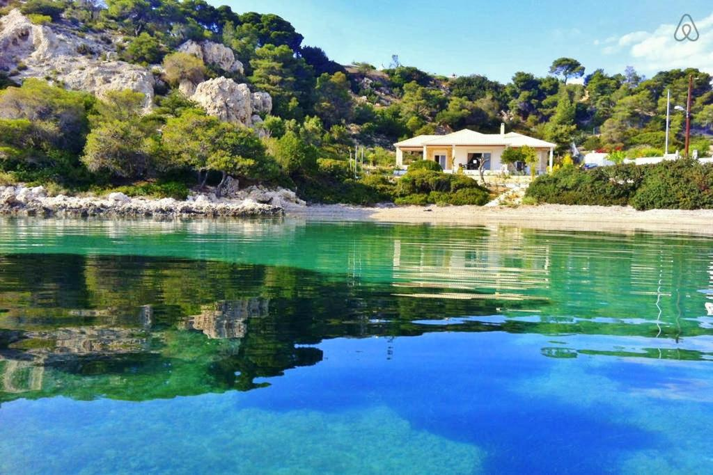 Новое жилье в остров Трикала на берегу моря