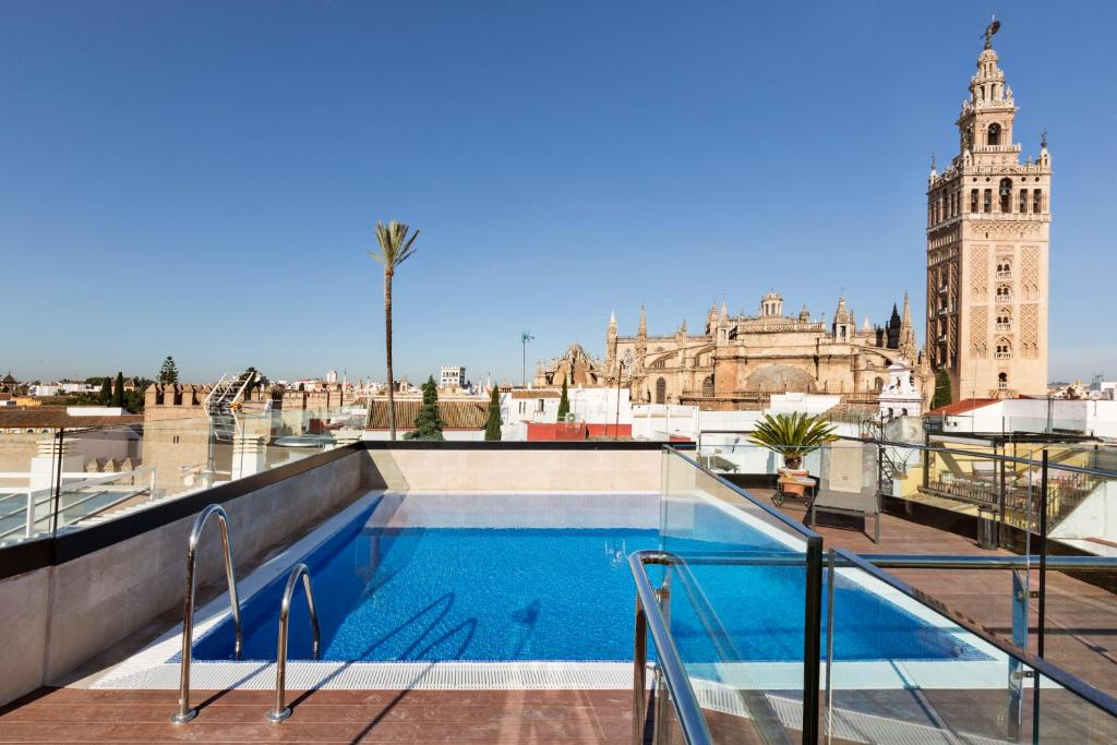 boutique hotels in sevilla  250
