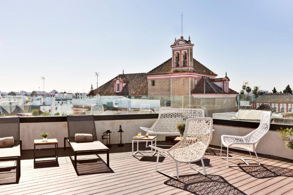 boutique hotels sevilla provinz  270