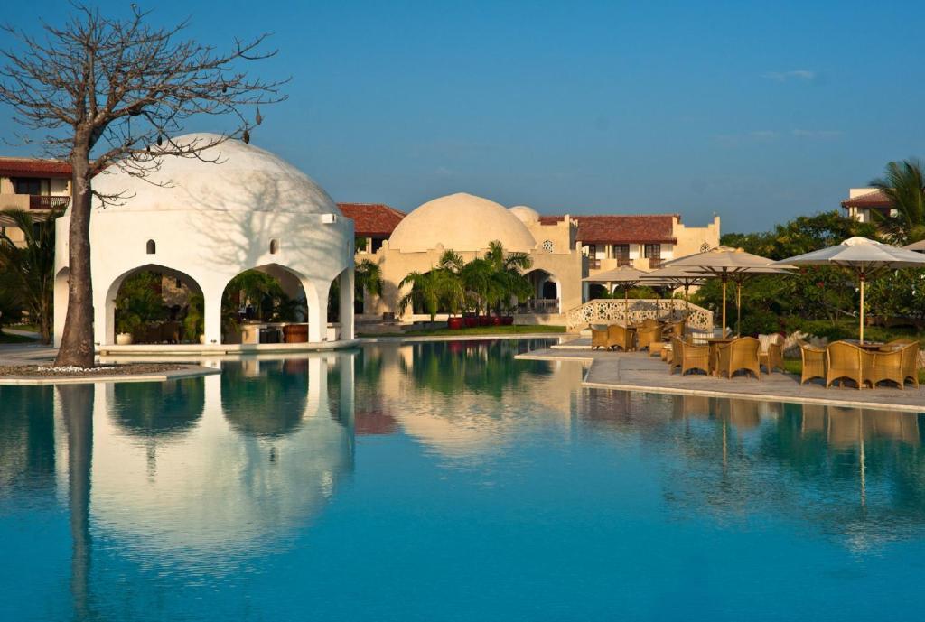 Swahili beach hotel Diani