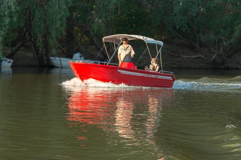 Resort Village Mary River Wilderness Retreat Marrakai Australia