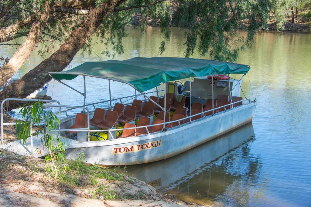 Ferienpark Mary River Wilderness Retreat Australien Marrakai