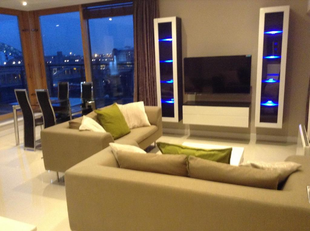 Amazing City Centre Penthouse With Private Roof Terrace Newcastle Upon Tyne UK Rooms