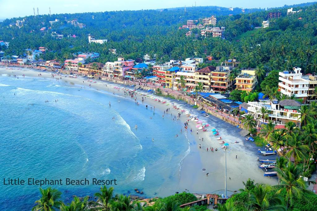 The Beach Hotel Kovalam