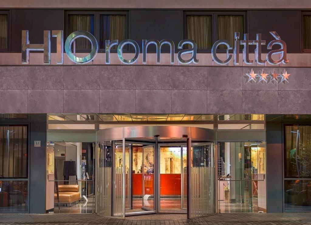 H10 roma citt rome updated 2018 prices for Hotel roma booking
