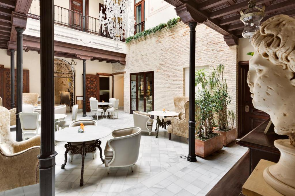 boutique hotels sevilla provinz  253