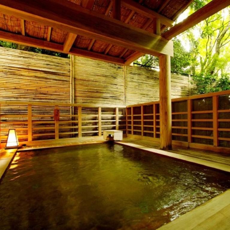 記念日におすすめのレストラン・箱根小涌谷温泉水の音の写真5