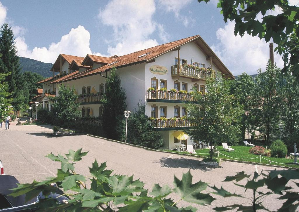 Ferienhotel Rothbacher Hof Bodenmais Germany Booking Com