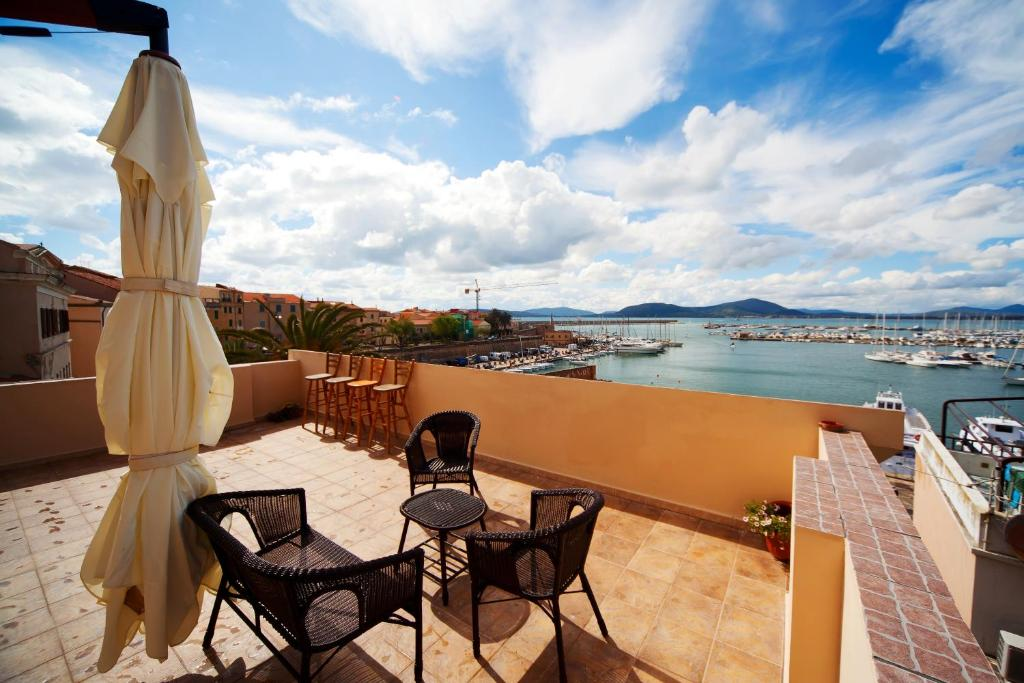 Bed and Breakfast La Terrazza Sul Porto, Alghero, Italy - Booking.com