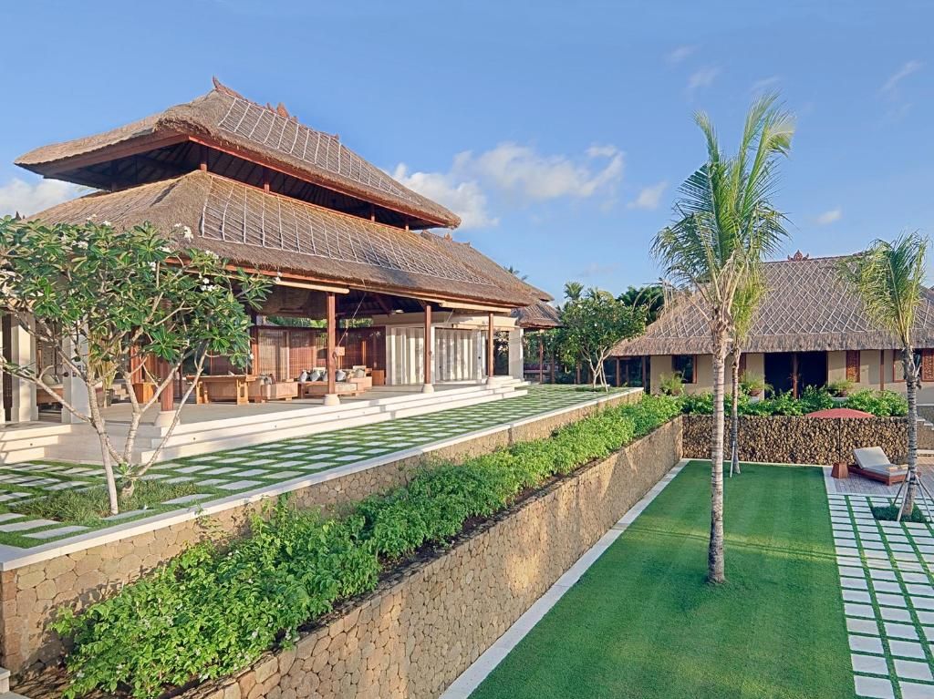 Hotel Puri Tanah Lot Villa Puri Bawana An Elite Haven Canggu Indonesia Bookingcom