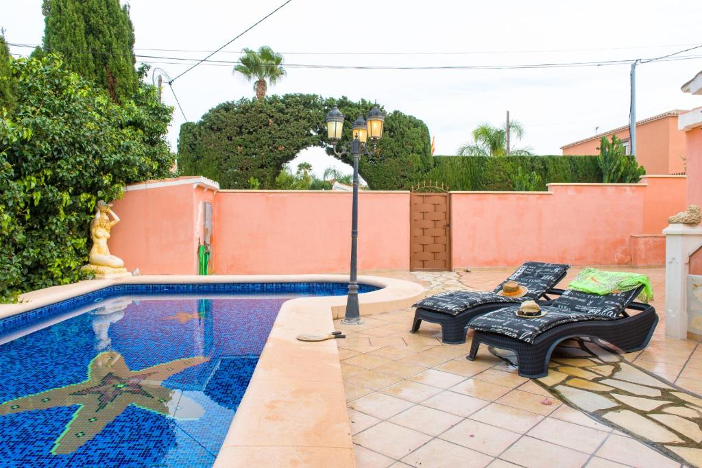 Villa Frambuesa foto