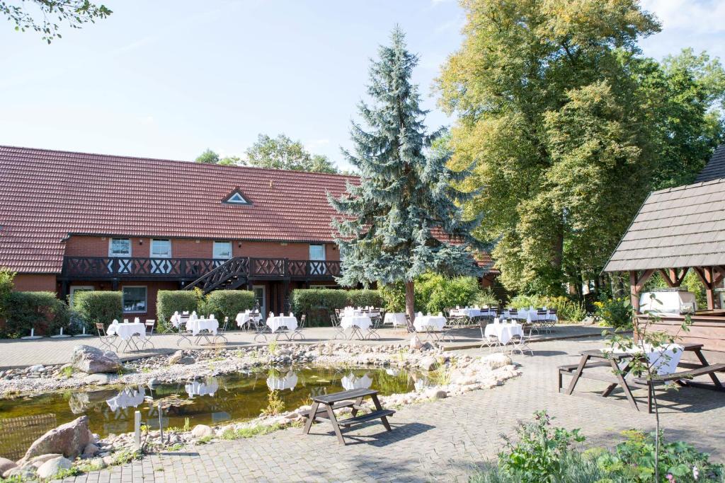 Bio-Hotel Kolonieschänke (Deutschland Burg) - Booking.com