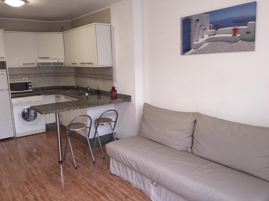 Apartments In Tigaday El Hierro
