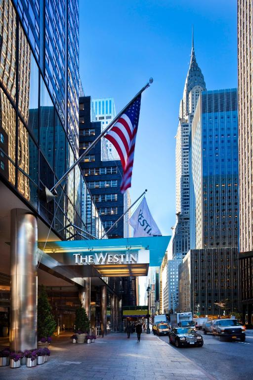 Hotel The Westin New York Grand Central City Ny Booking