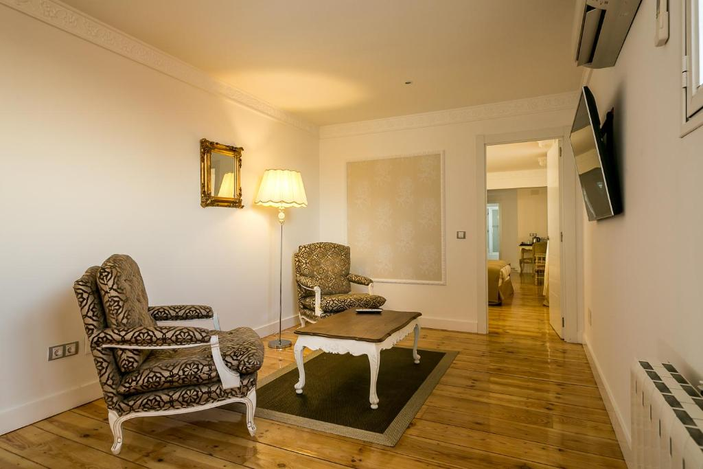 boutique hotels madrid provinz  200