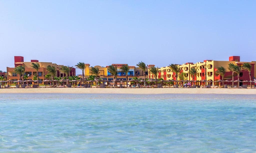 Royal Tulip Beach Resort Port Ghalib Egypt Bookingcom - Map of egypt beach resorts