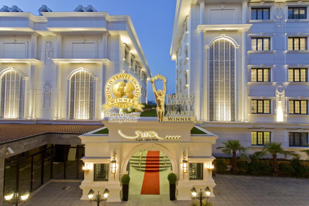 Sura hagia sophia hotel stanbul turkey for Designhotel istanbul