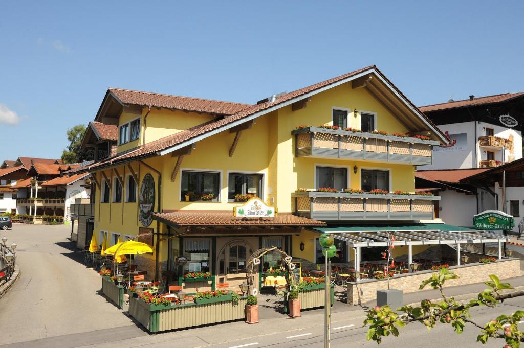 Appart hotel wildererstuben deutschland bodenmais for Hotel appart