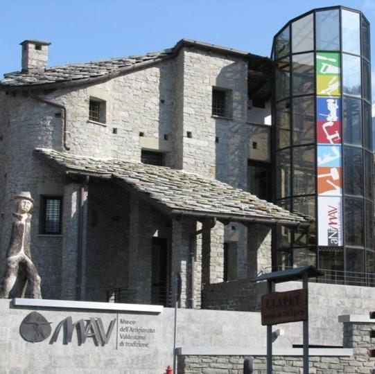 Casa Vacanze Chez Sapin (Italië Fenis) - Booking.com
