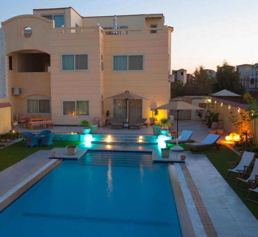 View Villa Apartments Hurghada, Hurghada
