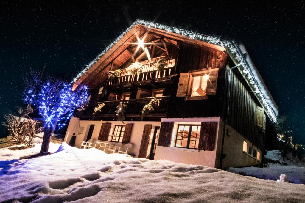Sehr Le Chalet d'Eugénie (France Flumet) - Booking.com BY88