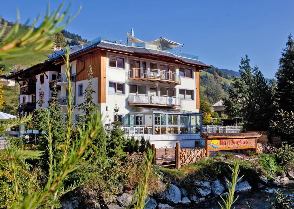 Hotel Sonnberg (Österreich Saalbach) - Booking.com