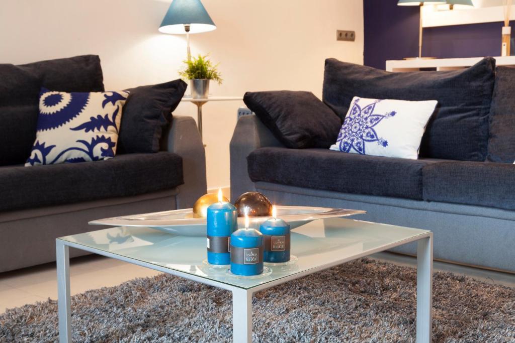 gran imagen de Apartament Colon Bcn