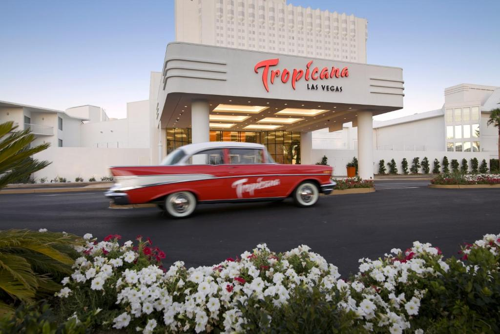 Tropicana Hotel Las Vegas Nv Booking Com