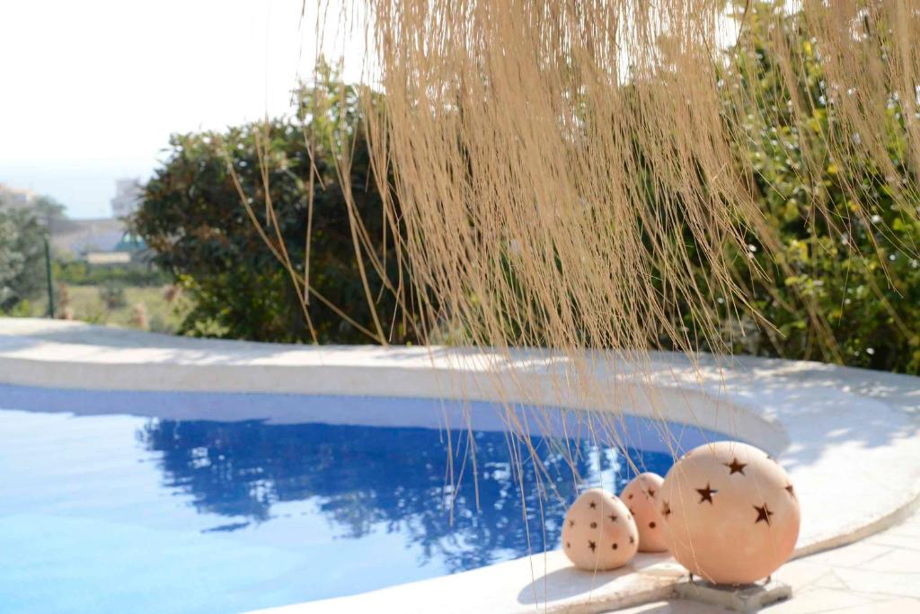 The swimming pool at or near Villa Samar Altea