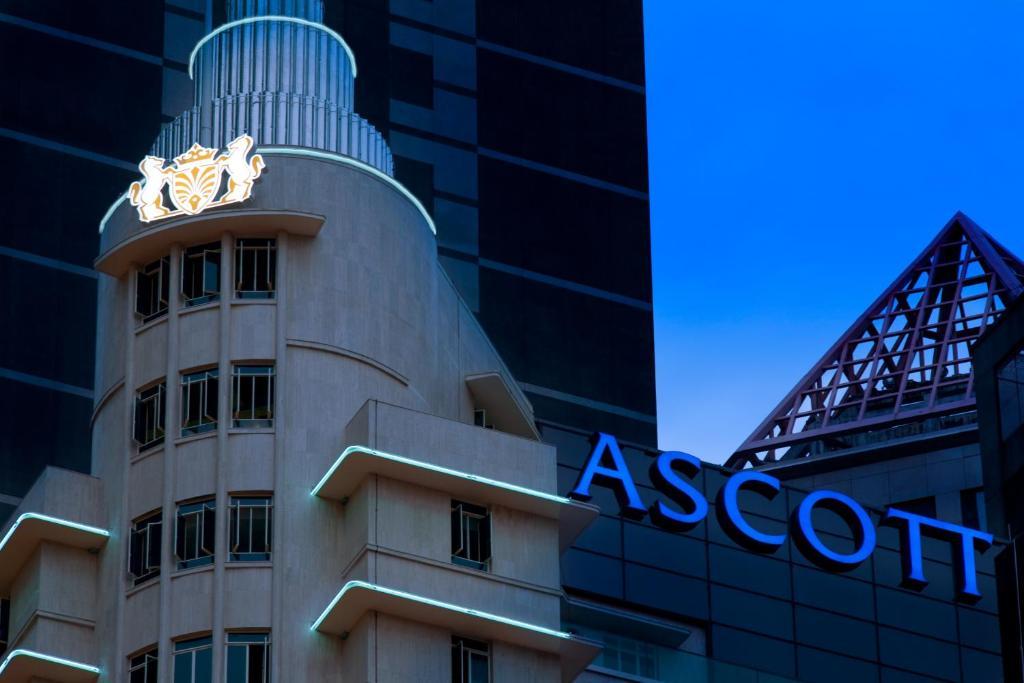 Apartment Ascott Raff Singapore Singapore Booking Com