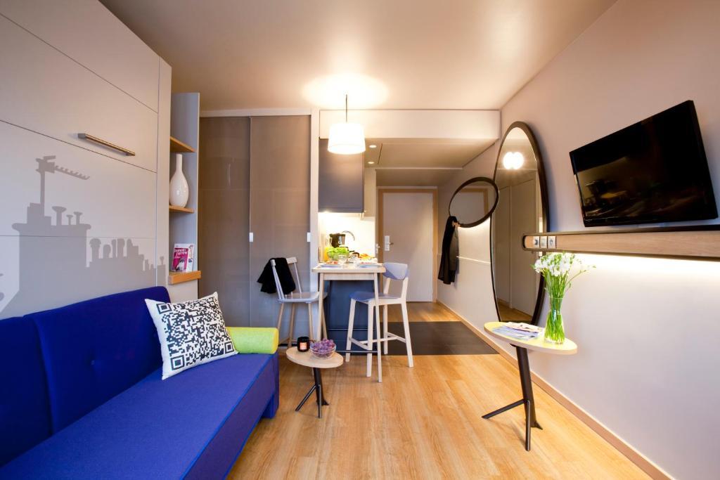 Aparthotel Adagio Access Colombes La D U00e9fense  Colombes