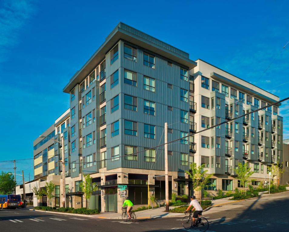 Apartment Oakwood Seattle South Lake Union, WA - Booking.com